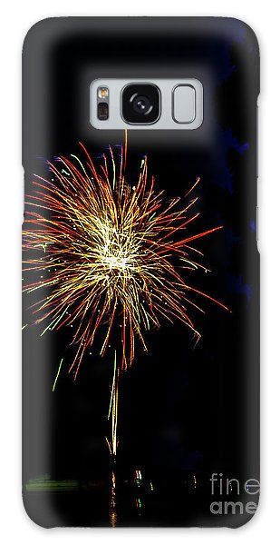 Fireworks Galaxy Case by William Norton
