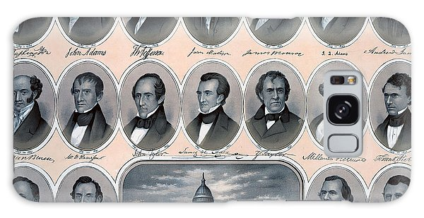 Hundred Galaxy Case - First Hundred Years Of American Presidents by American School