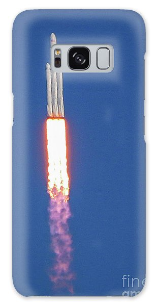 First Launch Galaxy Case
