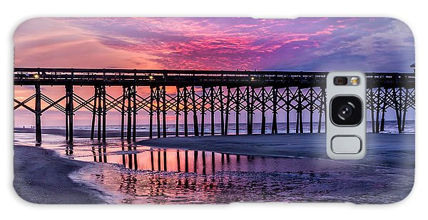 First Light At The Pier Galaxy Case