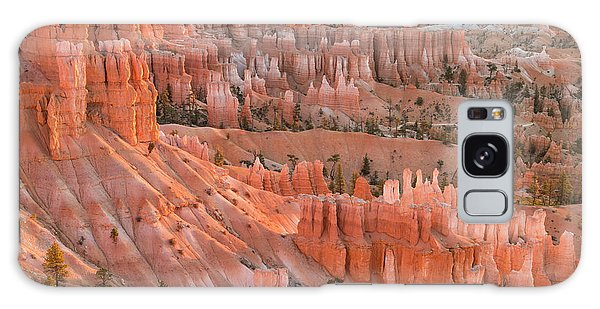 First Light, Bryce Canyon National Park Galaxy Case