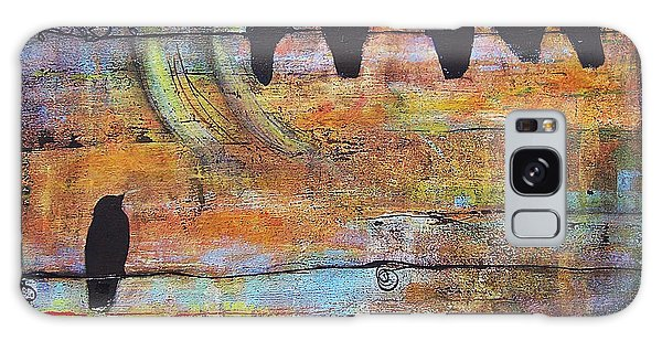 Rustic Galaxy Case - First Step Is The Dream by Blenda Studio