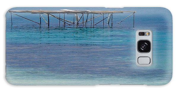 Fisherman's Jetty Galaxy Case
