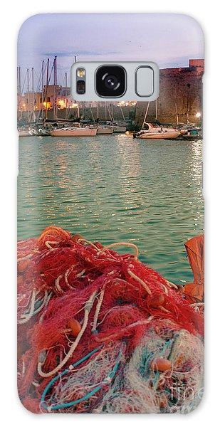 Fisherman's Net Galaxy Case