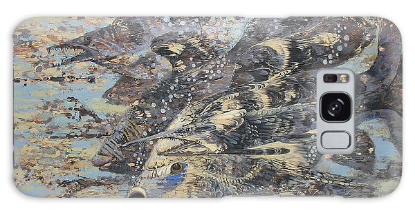 Fishes. Monotype Galaxy Case