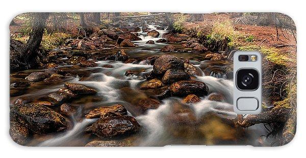 Fishhook Creek Waterscape Art By Kaylyn Franks Galaxy Case