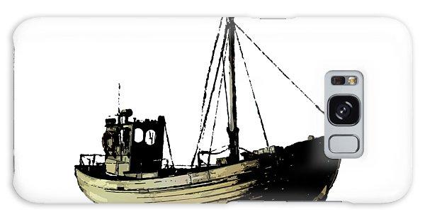 Fishing Boat Galaxy Case