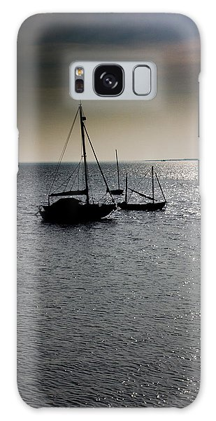 Fishing Boats Essex Galaxy Case