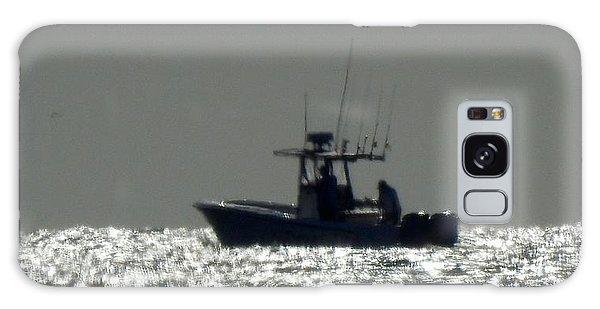 Fishing In Sanibel Galaxy Case