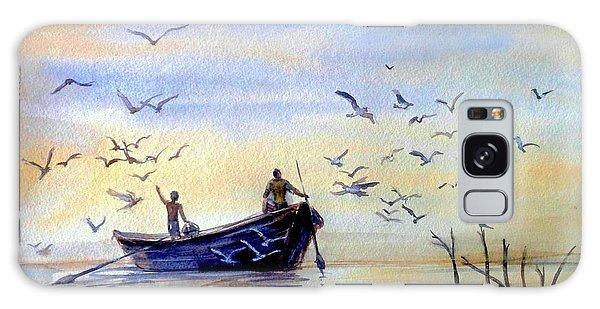 Fishing Galaxy Case