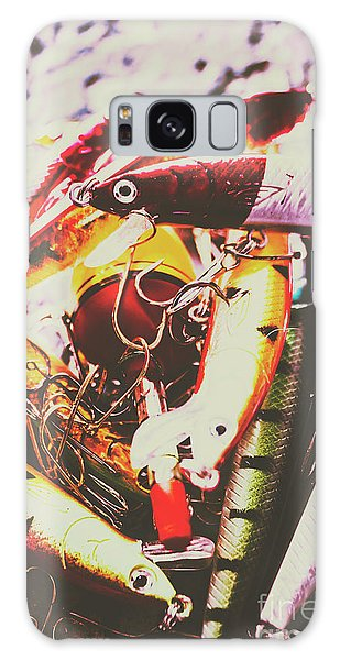 Form Galaxy Case - Fishing Lures by Jorgo Photography - Wall Art Gallery
