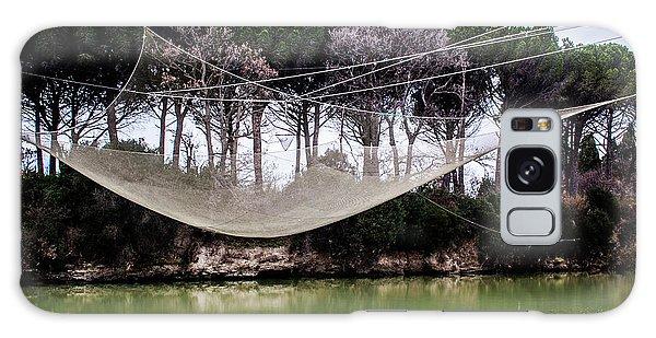 Fishing Net Galaxy Case