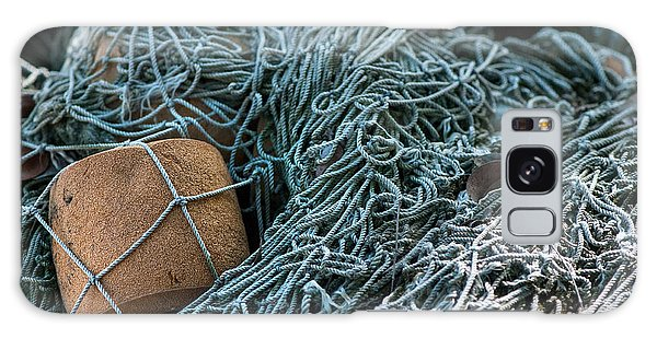 Fishing Nets Galaxy Case