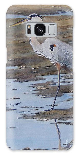 Fishing The Mud Flats...sold  Galaxy Case