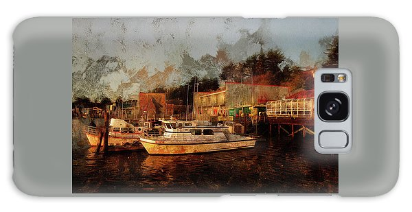 Galaxy Case featuring the photograph Fishing Trips Daily by Thom Zehrfeld