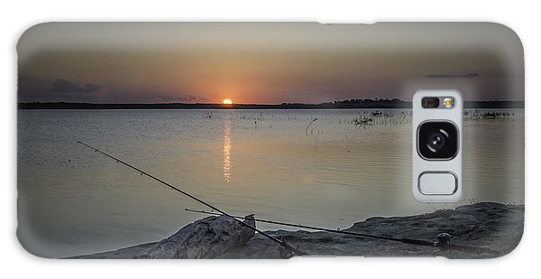 Fishing Poles Galaxy Case