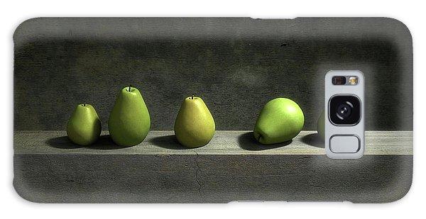 Still Galaxy Case - Five Pears by Cynthia Decker