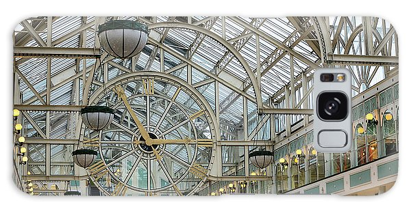 Five To Three - At St. Stephens Green Shopping Centre In Dublin Galaxy Case
