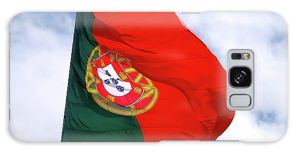 Flag Of Portugal Galaxy Case