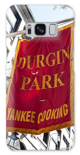 Flag Of The Historic Durgin Park Restaurant Galaxy Case