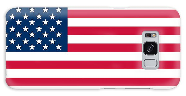 Patriotic Galaxy Case - Flag Of The United States Of America by American School
