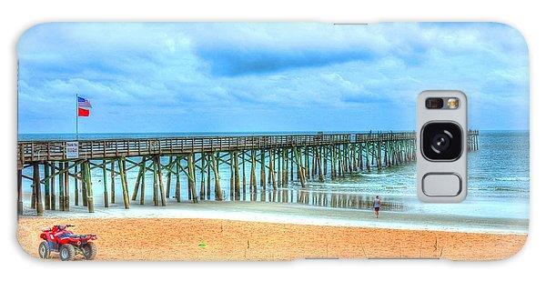 Flagler Galaxy Case - Flagler Beach by Debbi Granruth