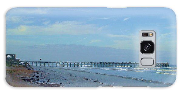 Flagler Morning Galaxy Case by Cheryl Waugh Whitney
