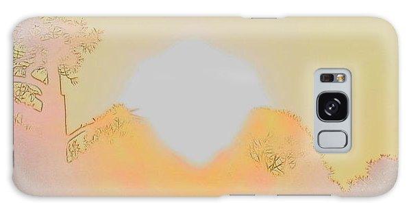 Flagstaff Dawn Galaxy Case
