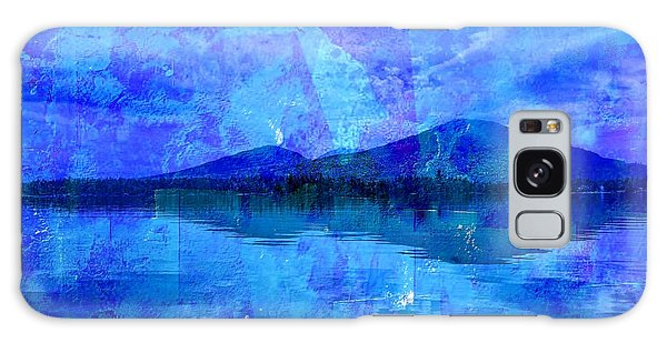 Flagstaff Lake Blu Galaxy Case