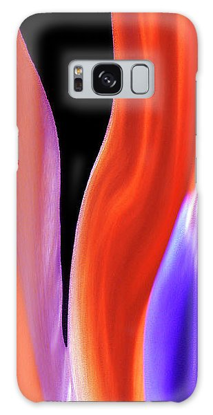 Flame - Bird Of Paradise   Galaxy Case