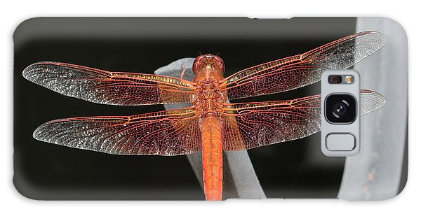Flame Skimmer Galaxy Case