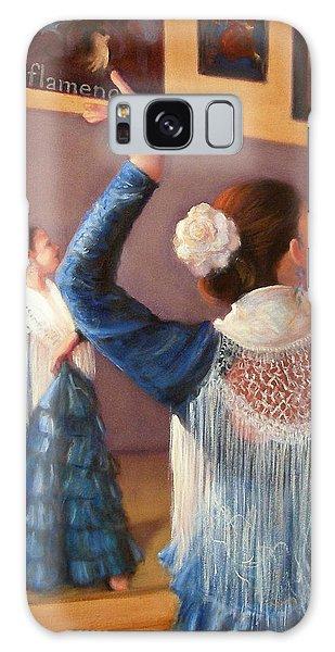 Flamenco 7 Galaxy Case