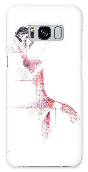 Flamenco Geometric Cc101 Galaxy Case by Kip DeVore