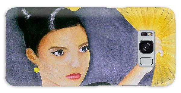 Flamenco Girl Galaxy Case