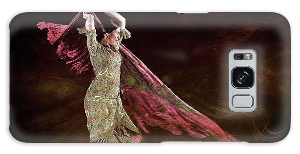 Flamenco Nomada  Galaxy Case