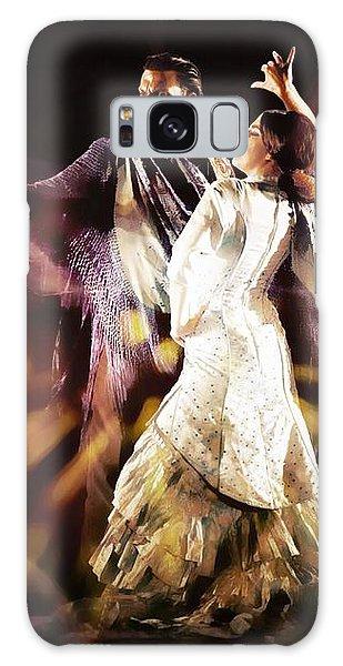 Flamenco Performance Galaxy Case