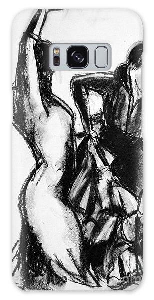 Flamenco Sketch 1 Galaxy Case
