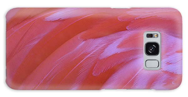Galaxy Case featuring the photograph Flamingo Flow 2 by Michael Hubley