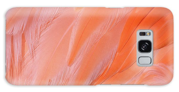 Galaxy Case featuring the photograph Flamingo Flow 4 by Michael Hubley