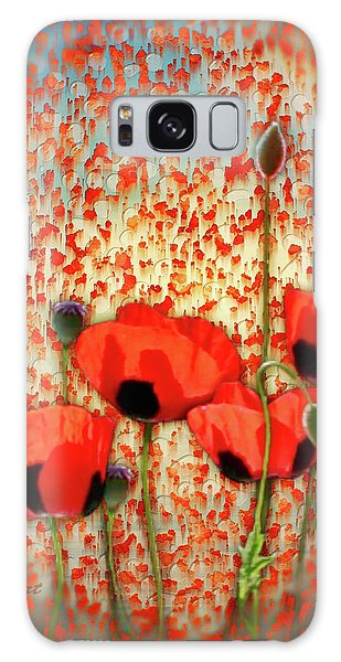 Flanders Fields Galaxy Case