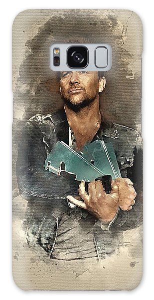 Flanery And Jane Galaxy Case