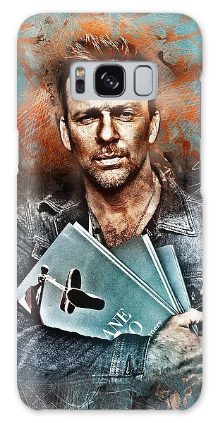 Flanery's Love Story Galaxy Case
