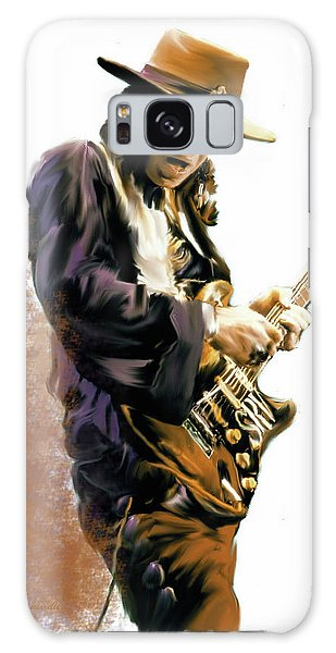 Flash Point Stevie Ray Vaughan Galaxy Case