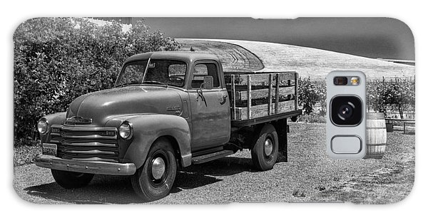 Flat Bed Chevrolet Truck Dsc05135 Galaxy Case