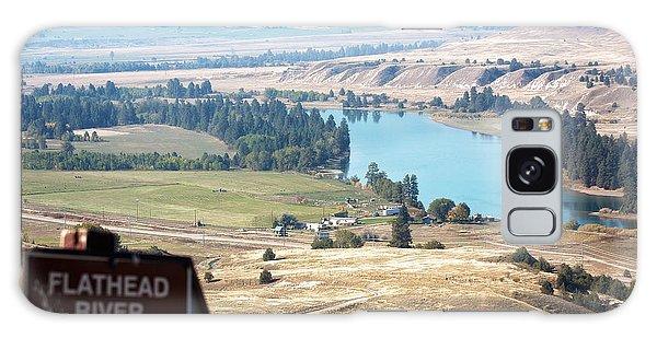 Flathead River 4 Galaxy Case
