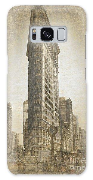 Flatiron Building Galaxy Case
