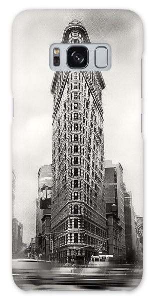 Flatiron District Rush Hour Galaxy Case