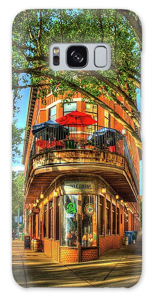 Flatiron Style Pickle Barrel Building Chattanooga Tennessee Galaxy Case
