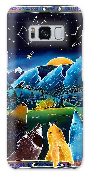 Coyote Galaxy Case - Flatirons Stargazing by Harriet Peck Taylor