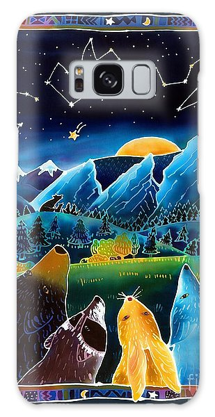 Outer Space Galaxy Case - Flatirons Stargazing by Harriet Peck Taylor